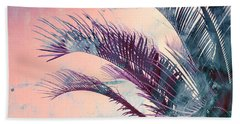 Candy Palms Hand Towel