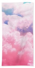 Candy Sky Bath Towel