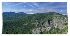 Cannon Mountain - White Mountains New Hampshire Usa Bath Towel