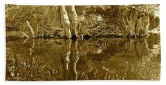Canton Canoe Trip 2016 46 Hand Towel