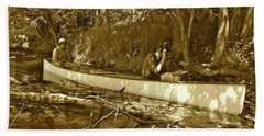 Canton Canoe Trip 2016 50 Hand Towel