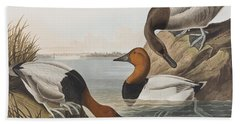 Canvas Backed Duck Hand Towel