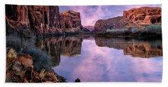 Canyonlands Sunset Hand Towel