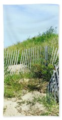 Cape Cod Hand Towel by Beth Saffer