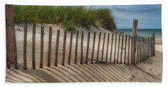 Cape Cod Sand Dunes Bath Towel