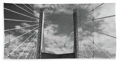 Cape Girardeau Bridge Bath Towel