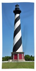 Cape Hatteras Light Bath Towel