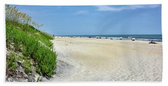 Cape Hatteras National Seashore Bath Towel