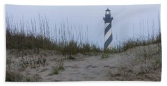 Cape Hatteras Over The Dunes Hand Towel