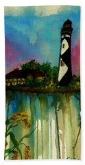Cape Lookout Bath Towel