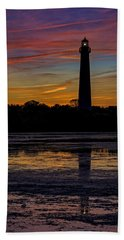 Cape May Afterglow Hand Towel