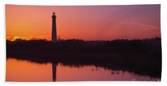 Cape May Colors  Hand Towel