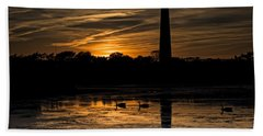 Cape May Sunset Hand Towel