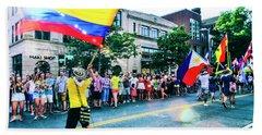 Capital Pride Parade 2016 Hand Towel