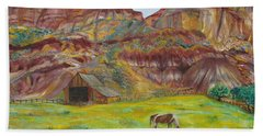 Capital Reef Pasture Hand Towel