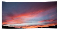 Capital Reef Sunset Hand Towel