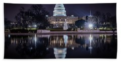 Capitol Reflects Hand Towel