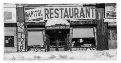 Capitol Restaurant Bath Towel