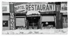 Capitol Restaurant Hand Towel