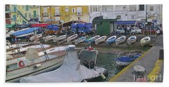 Capri Small Harbor Bath Towel