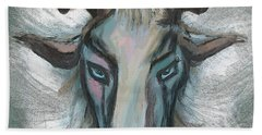 Capricorn Bath Towel