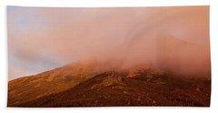 Caps Ridge Sunset Hand Towel