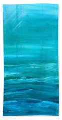 Captain's View Bath Towel by T Fry-Green