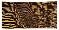Interlaced Lines Hand Towel