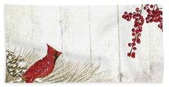 Cardinal Holiday IIi Hand Towel