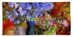 Caress Of Spring - Impressionism Hand Towel