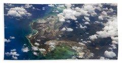 Caribbean Limitless Sky Bath Towel