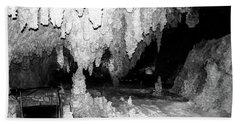 Carlsbad Cavern Walkway Bath Towel