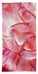 Carnation #3 Bath Towel