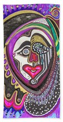 Carnival Face Bath Towel