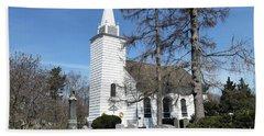 Caroline Church Of Brookhaven  Hand Towel