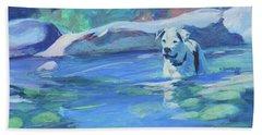 Caroljean At River Bath Towel