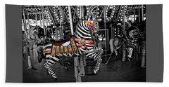 Carousel Zebra Series 2222 Hand Towel