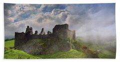 Carreg Cennen Castle 2 Hand Towel
