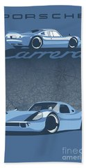 Carrera Bath Towel