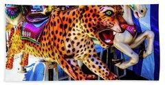 Carrousel Cheetah Hand Towel