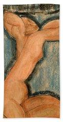 Caryatid Hand Towel