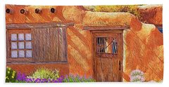 Casa Adobe Hand Towel by Walter Colvin