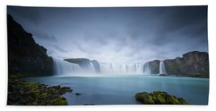 Cascade Of The Gods Bath Towel