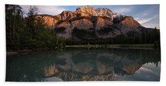 Cascade Ponds Reflections Hand Towel