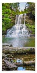 Cascades Falls Giles County Bath Towel