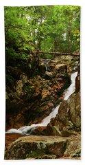 Cascades Of Summer Hand Towel
