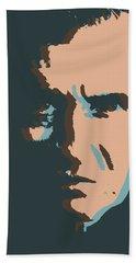 Cash Pop Art Poster Hand Towel
