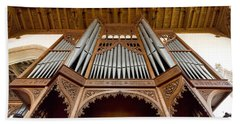 Castle Ashby Pipe Organ Hand Towel