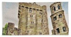 Castle Blarney Bath Towel