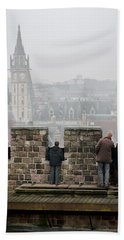 Castle View Bath Towel